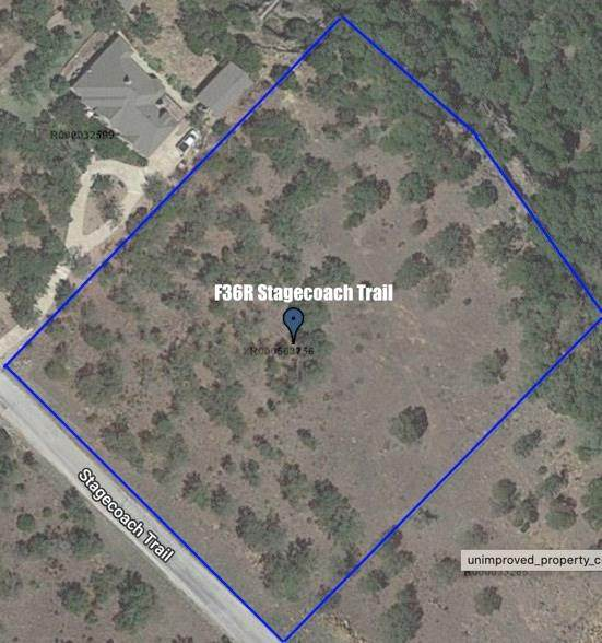 F36R Stagecoach Trail, Gordon, TX 76453 (MLS #14427050) :: The Kimberly Davis Group