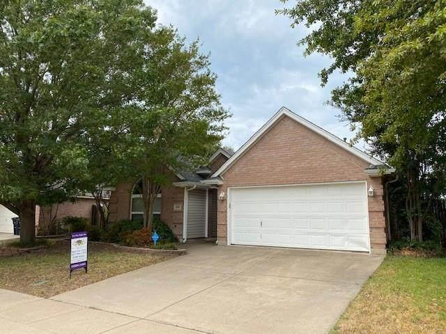 9045 San Joaquin Trail, Fort Worth, TX 76118 (MLS #14427587) :: Frankie Arthur Real Estate
