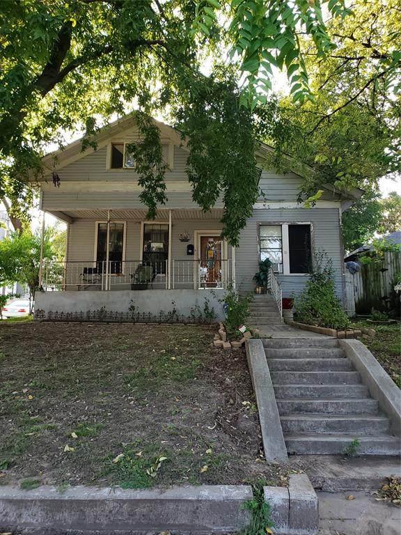 903 N Beckley Avenue, Dallas, TX 75203 (MLS #14429037) :: North Texas Team | RE/MAX Lifestyle Property