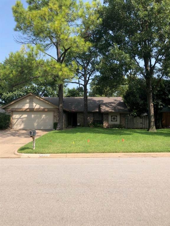 619 N Riverside Drive, Grapevine, TX 76051 (MLS #14430538) :: The Rhodes Team