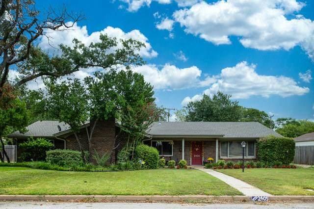 2405 Winthrop Avenue, Fort Worth, TX 76107 (MLS #14430981) :: The Kimberly Davis Group