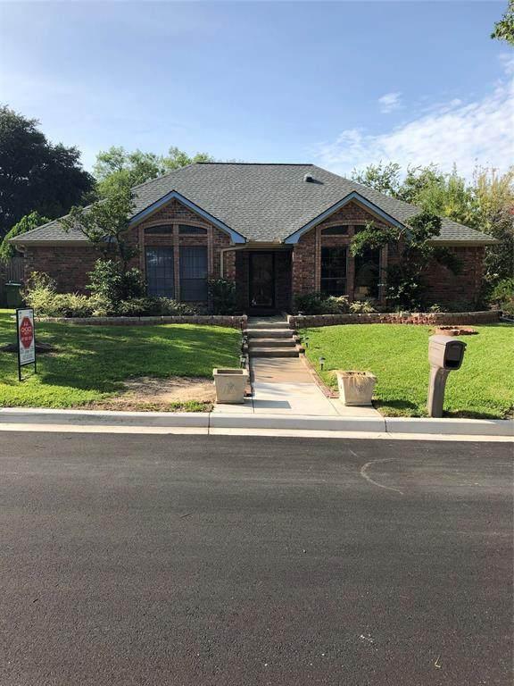 6700 N Park Drive, North Richland Hills, TX 76182 (MLS #14431690) :: The Tierny Jordan Network
