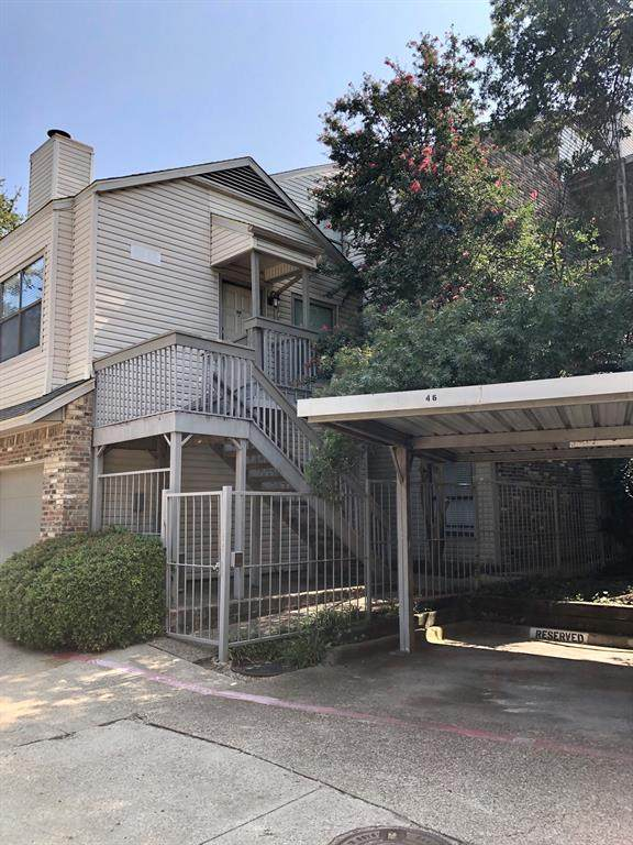 7340 Skillman Street #1120, Dallas, TX 75231 (MLS #14434296) :: Team Tiller