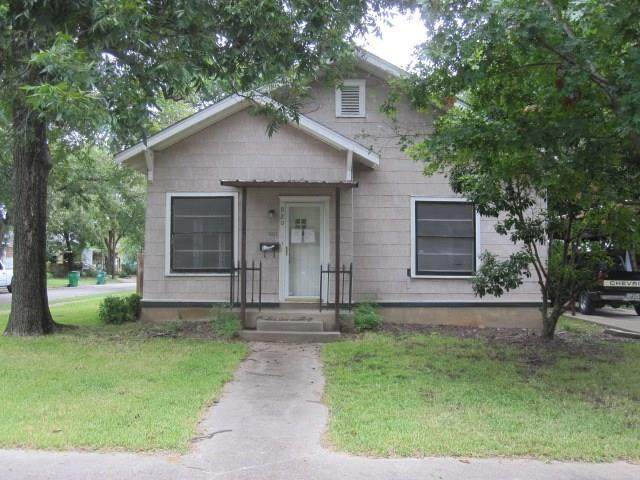 920 N Commerce Street, Gainesville, TX 76240 (MLS #14434654) :: Justin Bassett Realty