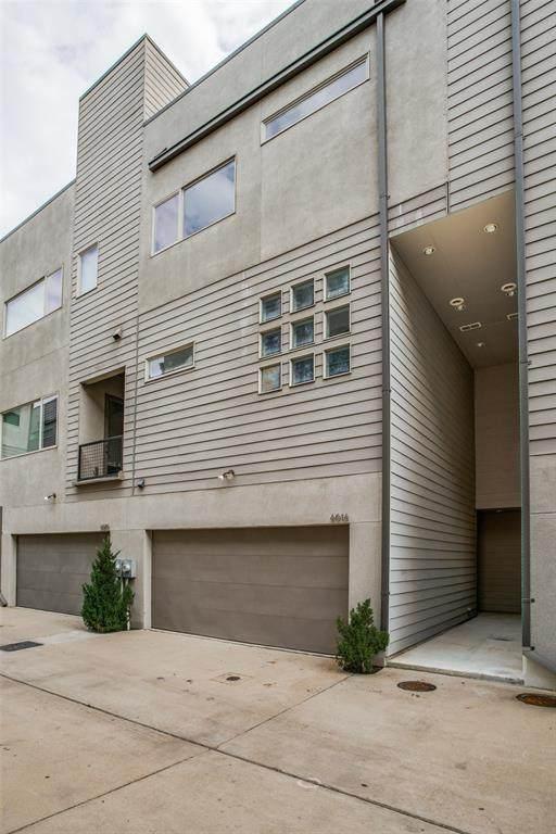 4614 Steel Street, Dallas, TX 75219 (MLS #14434752) :: Real Estate By Design