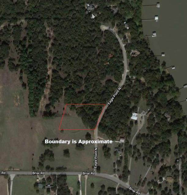 123 Eagle Point N, Azle, TX 76020 (MLS #14435815) :: Trinity Premier Properties