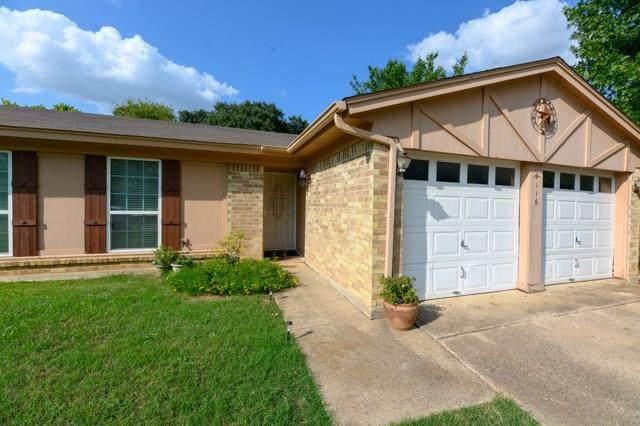 1116 Patrick Street, Crowley, TX 76036 (MLS #14436505) :: Keller Williams Realty