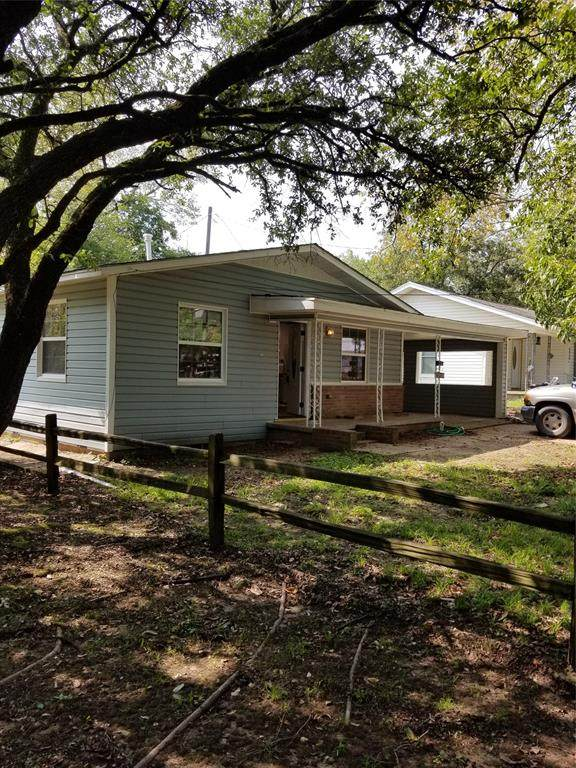 2809 W 4th Avenue, Corsicana, TX 75110 (MLS #14438374) :: The Rhodes Team