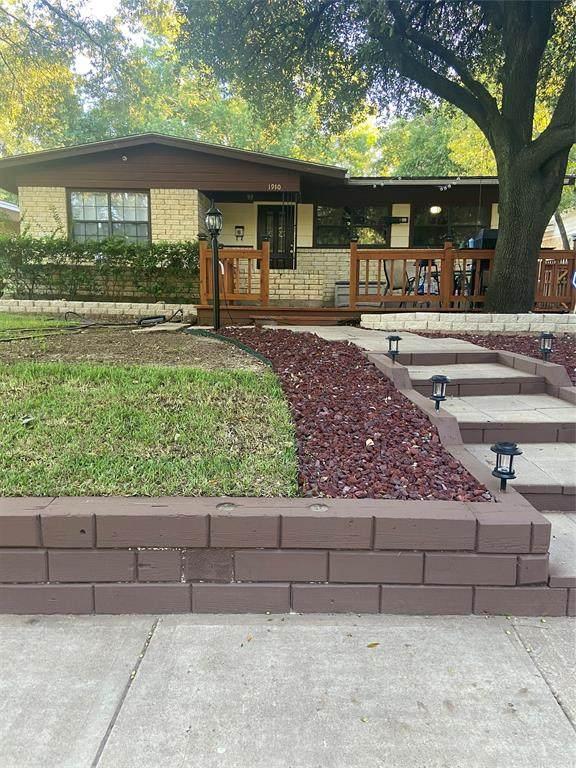 1910 Elmwood Boulevard, Dallas, TX 75224 (MLS #14438720) :: Real Estate By Design