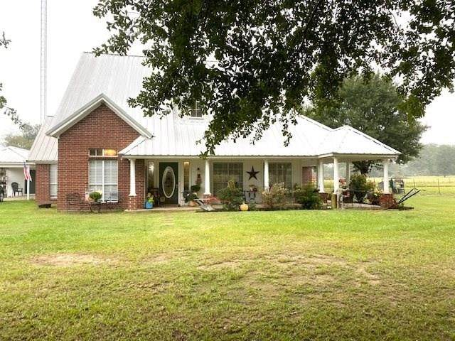 1050 County Road 37100, Sumner, TX 75486 (MLS #14439070) :: The Good Home Team