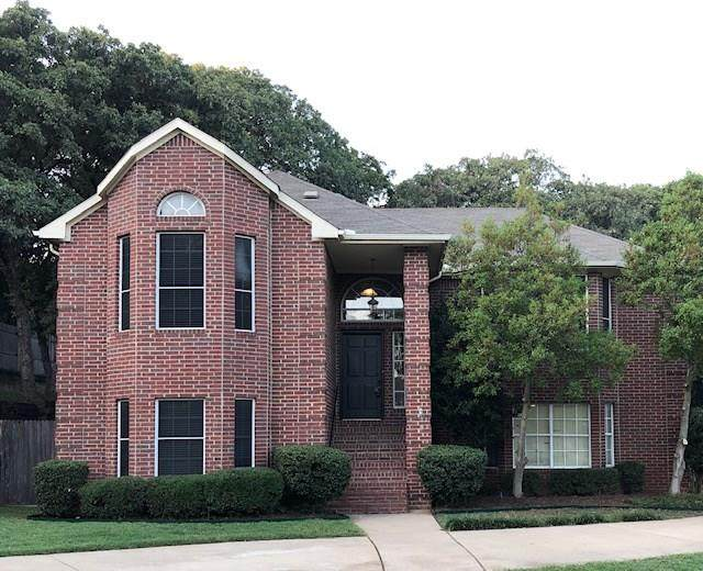 2804 Harvest Hill Drive, Grapevine, TX 76051 (MLS #14439523) :: The Heyl Group at Keller Williams