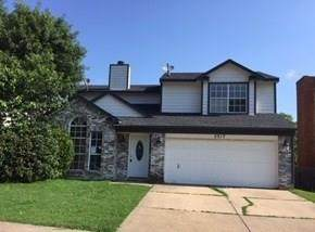 2317 Snowdon Drive, Arlington, TX 76018 (MLS #14439562) :: All Cities USA Realty