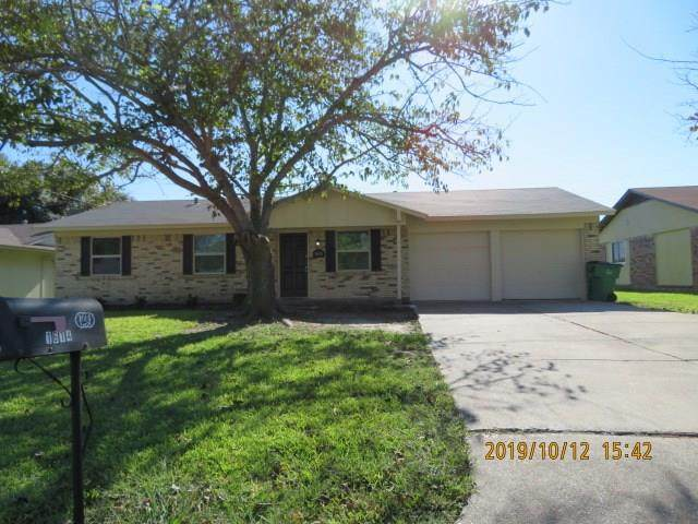 1614 Lee Street, Kaufman, TX 75142 (MLS #14440179) :: Robbins Real Estate Group