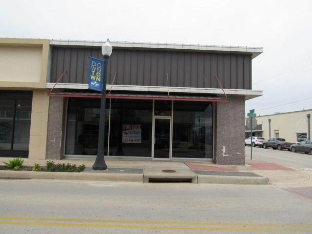 401 Center Avenue, Brownwood, TX 76801 (MLS #14440265) :: All Cities USA Realty