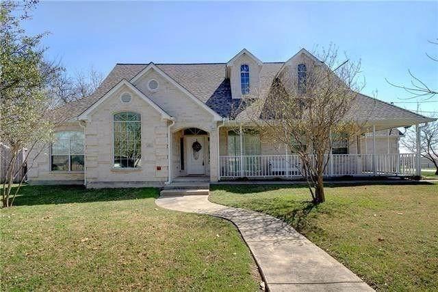 437 S 1st Street, Krum, TX 76249 (MLS #14440758) :: The Kimberly Davis Group
