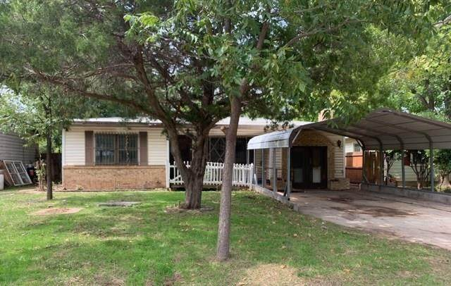 626 Forrest Avenue, Abilene, TX 79603 (MLS #14441576) :: ACR- ANN CARR REALTORS®