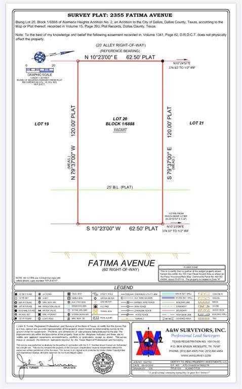2355 Fatima Avenue, Dallas, TX 75241 (MLS #14441861) :: ACR- ANN CARR REALTORS®