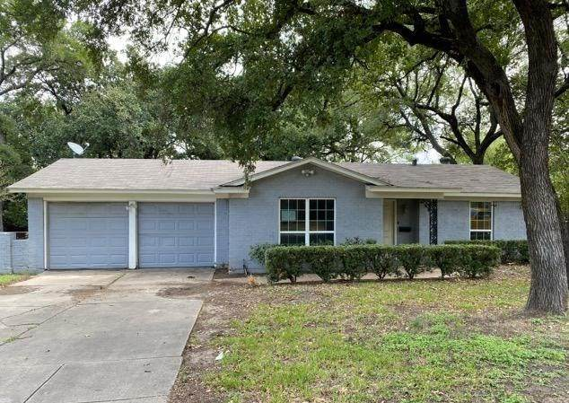 6517 Melinda Drive, Forest Hill, TX 76119 (MLS #14442119) :: EXIT Realty Elite