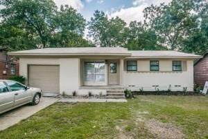 722 Curtis Drive, Garland, TX 75040 (MLS #14442148) :: Real Estate By Design