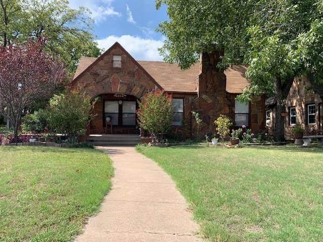 1309 N Sylvania Avenue, Fort Worth, TX 76111 (MLS #14444275) :: The Chad Smith Team