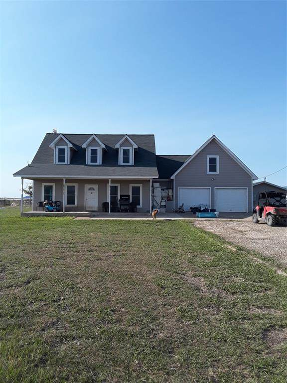 188 Private Road 410, Covington, TX 76636 (MLS #14447466) :: The Kimberly Davis Group