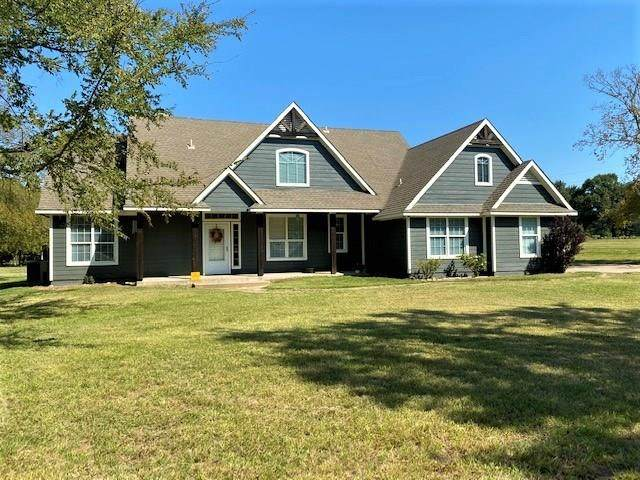 7191 Fm 416, Streetman, TX 75859 (MLS #14448601) :: The Kimberly Davis Group