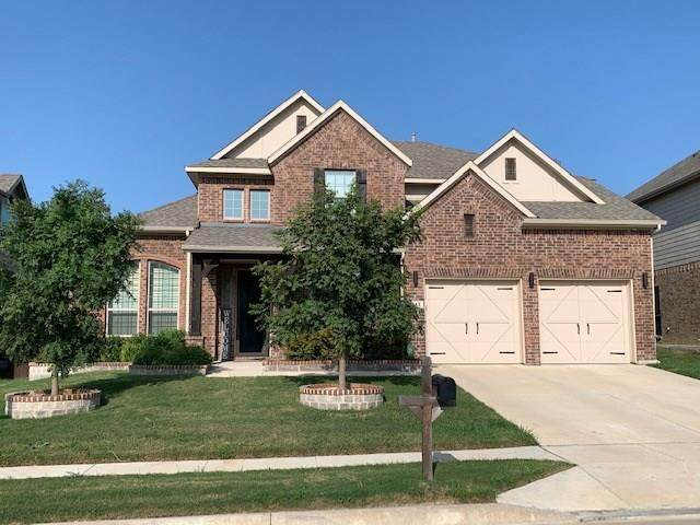 6145 Gibbons Creek Street, Fort Worth, TX 76179 (MLS #14449353) :: The Tierny Jordan Network