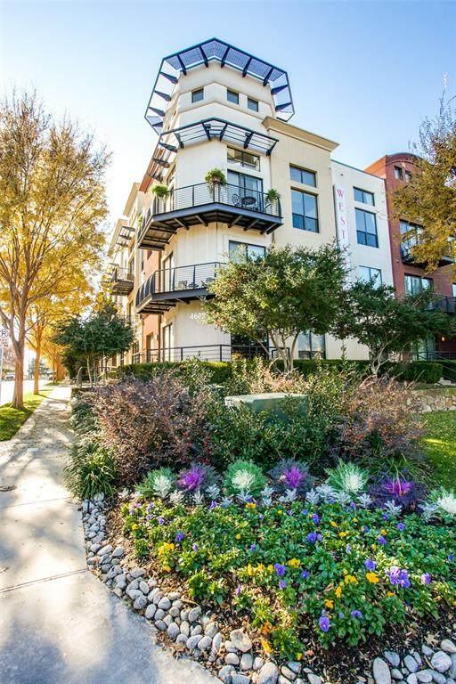 4605 Cedar Springs Road #236, Dallas, TX 75219 (MLS #14450640) :: The Tierny Jordan Network