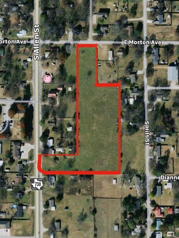 425 S Allen Street, Boyd, TX 76023 (MLS #14451646) :: Premier Properties Group of Keller Williams Realty