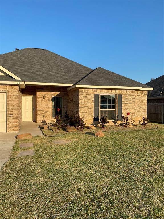 324 Backlash Drive, Gun Barrel City, TX 75156 (MLS #14453017) :: ACR- ANN CARR REALTORS®