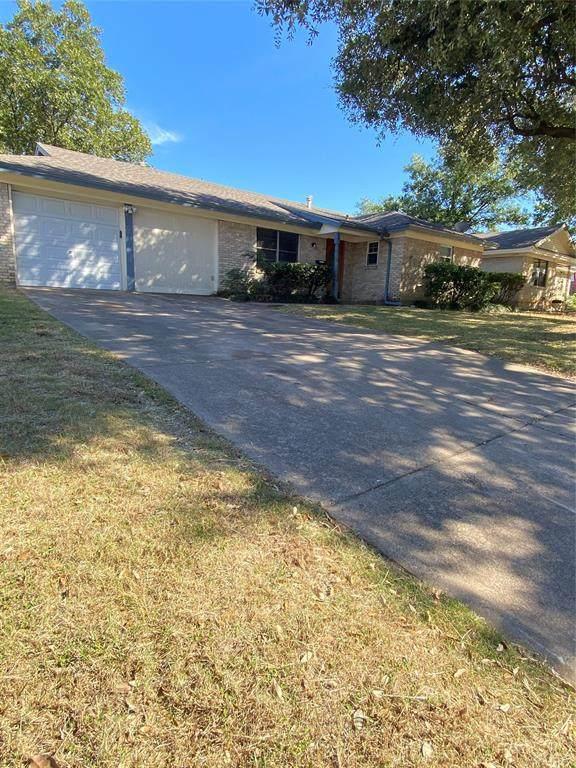 507 Simmons Drive, Euless, TX 76040 (MLS #14453278) :: The Tierny Jordan Network