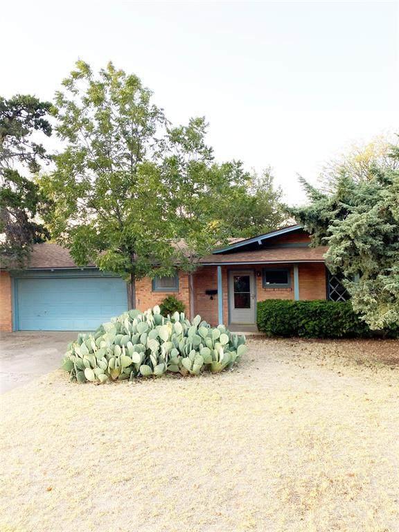 3714 47th Street, Lubbock, TX 79413 (MLS #14453496) :: The Mauelshagen Group