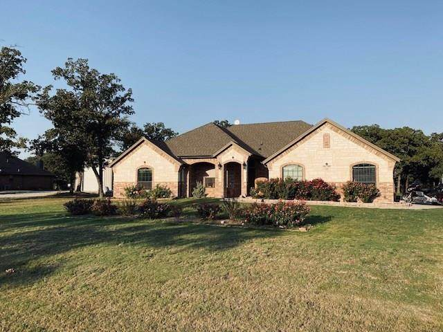 123 Bohner Drive, Boyd, TX 76023 (MLS #14453753) :: The Rhodes Team