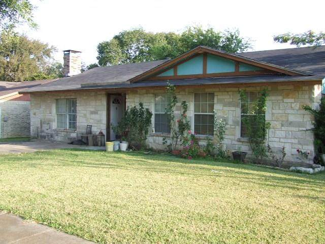 1212 Woodcrest Lane, Hutchins, TX 75141 (MLS #14454858) :: Robbins Real Estate Group