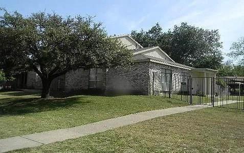8617 N Normandale Street, Fort Worth, TX 76116 (MLS #14455199) :: The Hornburg Real Estate Group