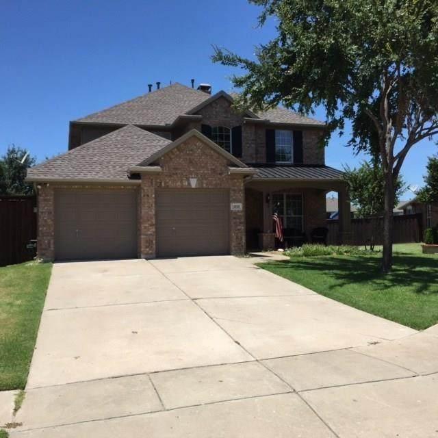 2520 Calstone Drive, Little Elm, TX 75068 (MLS #14455974) :: RE/MAX Pinnacle Group REALTORS