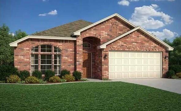 105 Wilson Cliff Drive, White Settlement, TX 76108 (MLS #14456103) :: Keller Williams Realty