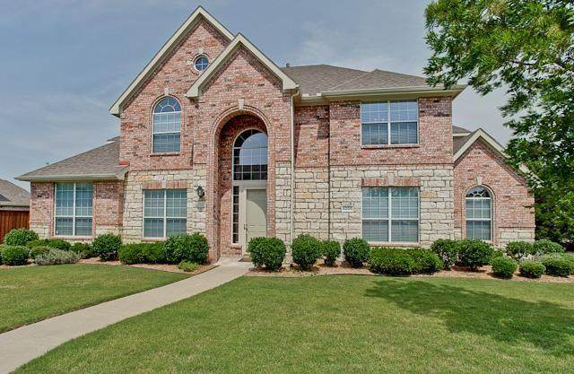 6208 Tyning Circle, Frisco, TX 75035 (MLS #14456540) :: The Daniel Team