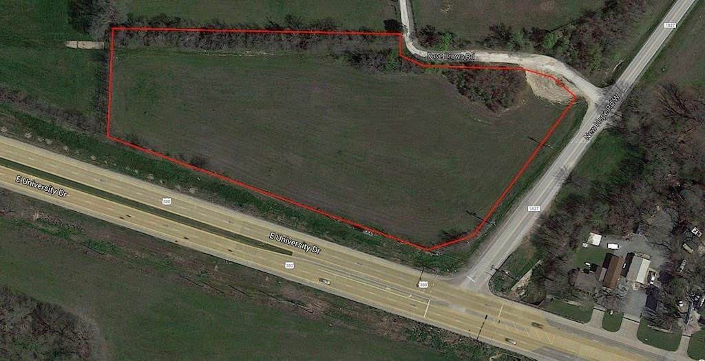 4 acres Fm 1827 - Photo 1