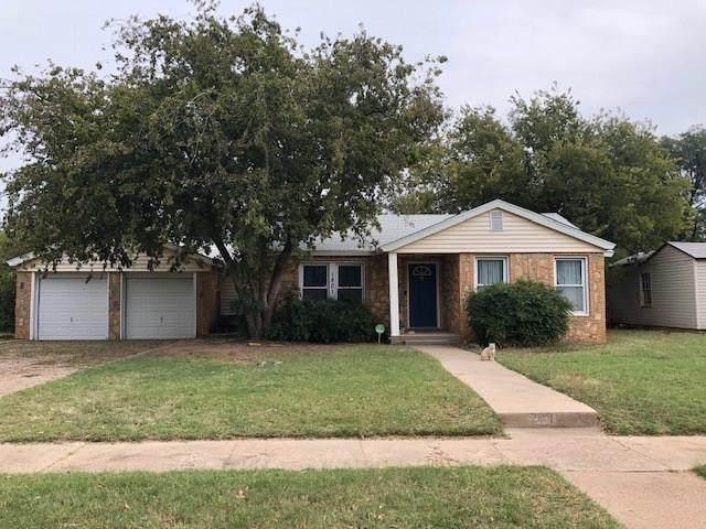 1801 Jackson Street, Abilene, TX 79602 (MLS #14457018) :: The Mauelshagen Group