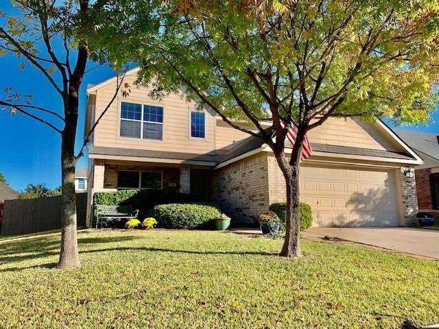 2709 Arabian Avenue, Denton, TX 76210 (MLS #14457152) :: Real Estate By Design