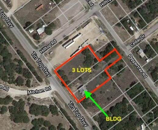 4421 Tin Top Highway, Granbury, TX 76048 (MLS #14457634) :: All Cities USA Realty