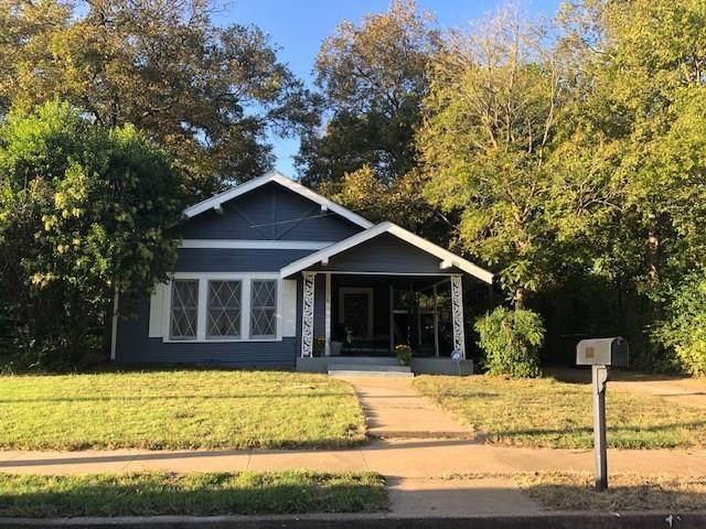 308 W Heard Street, Cleburne, TX 76033 (MLS #14458850) :: The Chad Smith Team