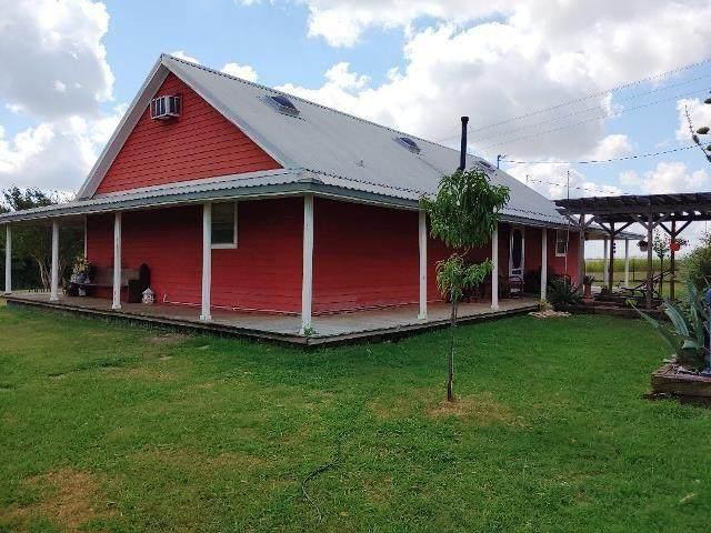 122 Mach Road, Ennis, TX 75119 (MLS #14458925) :: All Cities USA Realty