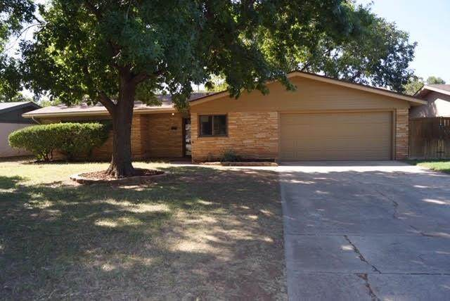 1702 S Willis Street, Abilene, TX 79605 (MLS #14459735) :: Robbins Real Estate Group