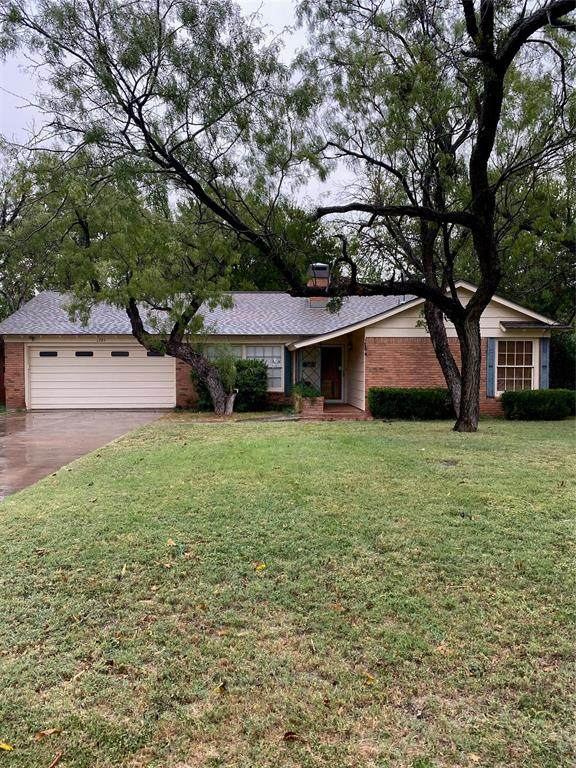 1725 Minter Lane, Abilene, TX 79603 (MLS #14459760) :: Robbins Real Estate Group
