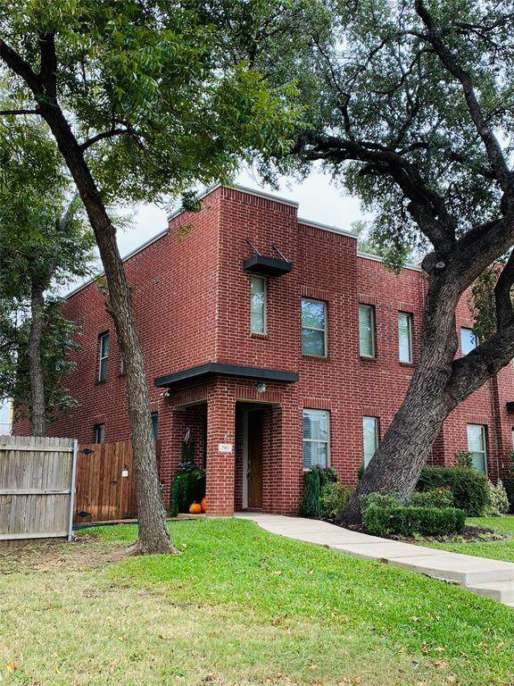 2901 Merrimac Street, Fort Worth, TX 76107 (MLS #14459878) :: Maegan Brest | Keller Williams Realty