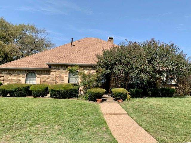 4201 Eldorado Drive, Plano, TX 75093 (MLS #14460430) :: The Paula Jones Team | RE/MAX of Abilene