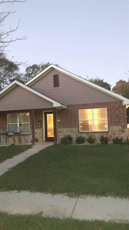504 S Mckinney Street, Ennis, TX 75119 (MLS #14460757) :: The Kimberly Davis Group