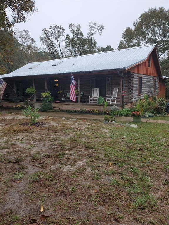 315 County Road 4591, Winnsboro, TX 75494 (MLS #14461532) :: The Kimberly Davis Group